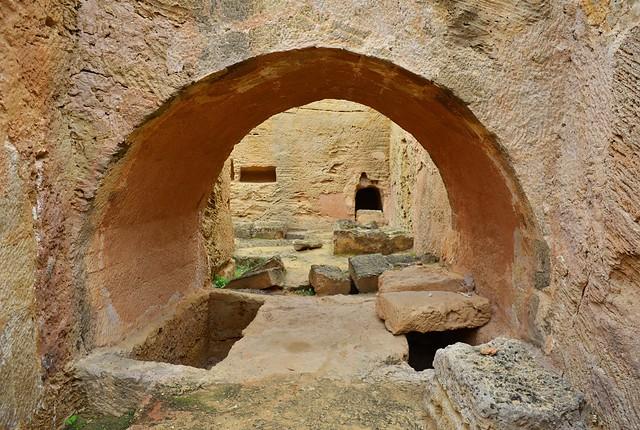 Tomb 8, Paphos Cemetery