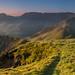'Foel Goch Sunrise' - Snowdonia by Kristofer Williams
