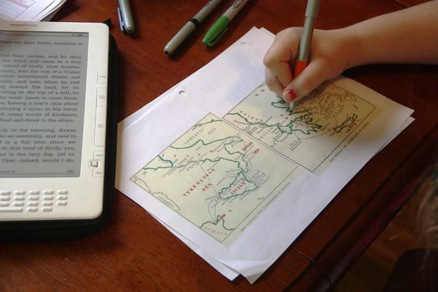 aeneid mapping