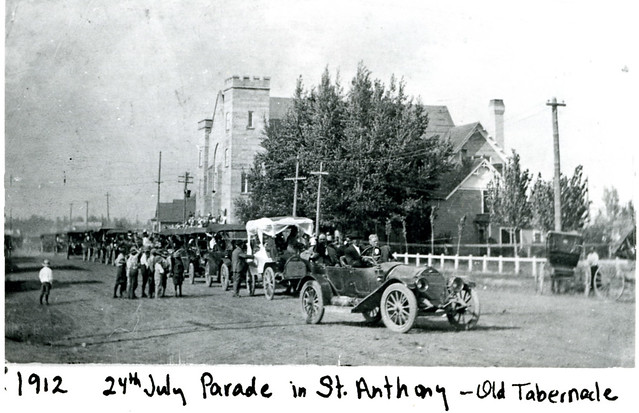 Parade St. Anthony