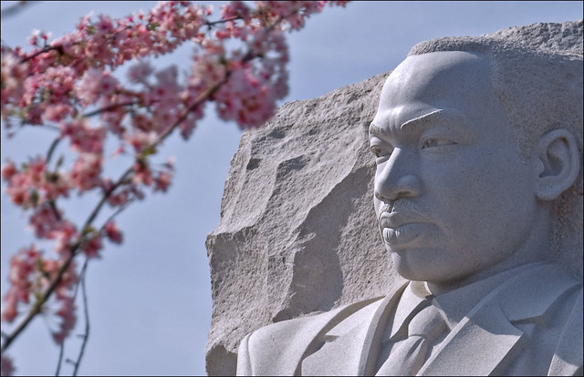 Martin Luther King, Jr., Memorial -- Washington (DC) March 2012 from Flickr via Wylio