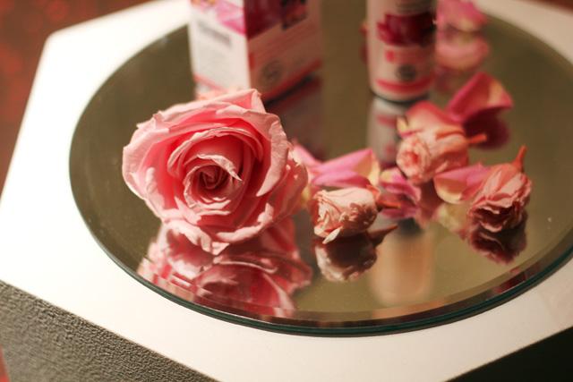 roses melvita