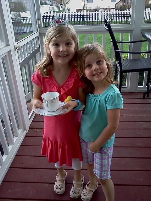 Mother/Daughter Tea