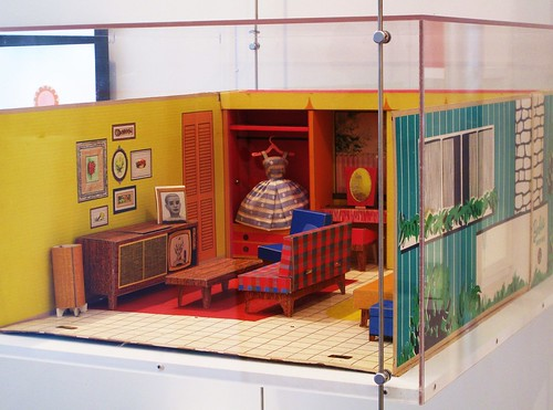 Barbie's Dream House c.1962