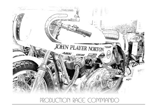 Production Racer by John T100