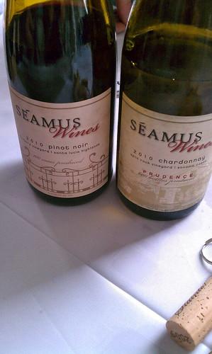 Seamus Wine Duo