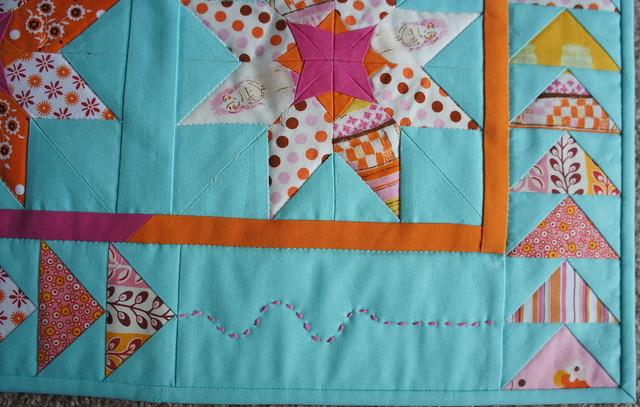 Fab Little Quilt Swap - Received!!