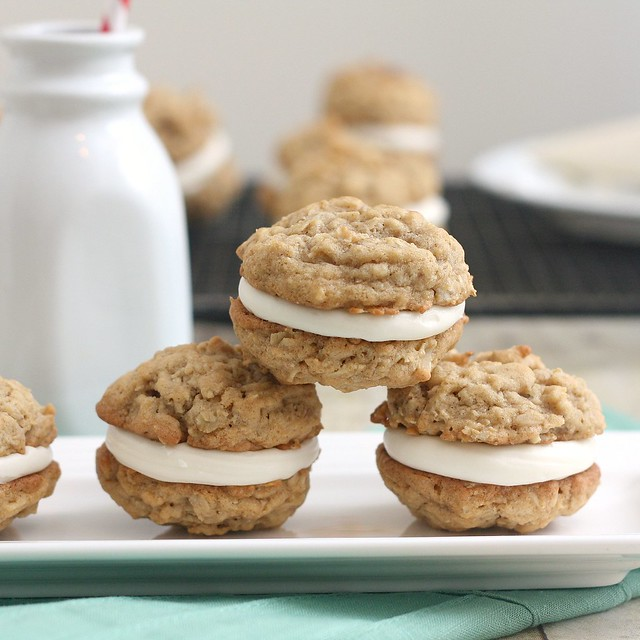 Oatmeal Cream Pies | Flickr - Photo Sharing!