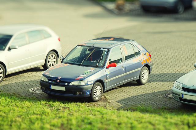 Miniature Peugeot