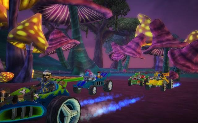 Free Realms - Racing