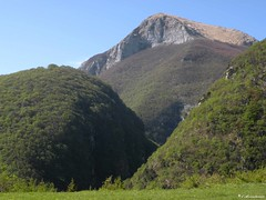 Valle di Rio Freddo e valle delle Prigioni