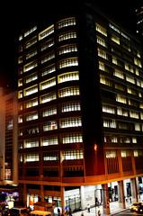 Noite no centro do Rio / Night in downtown Rio