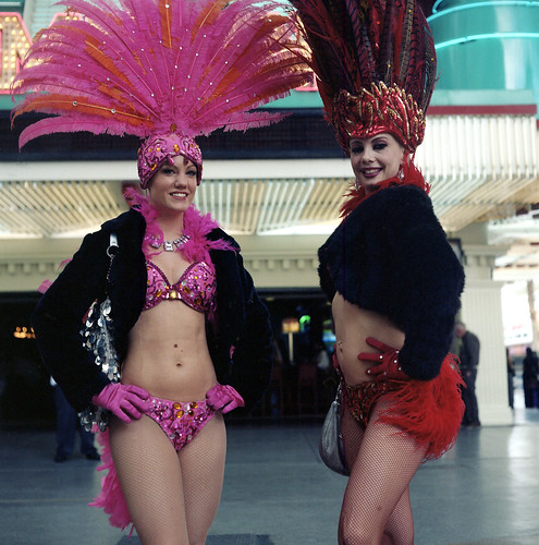 Showgirls by Lisa Stang