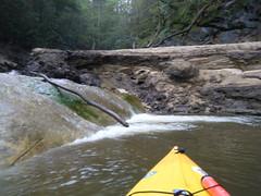 Cooley Creek Falls