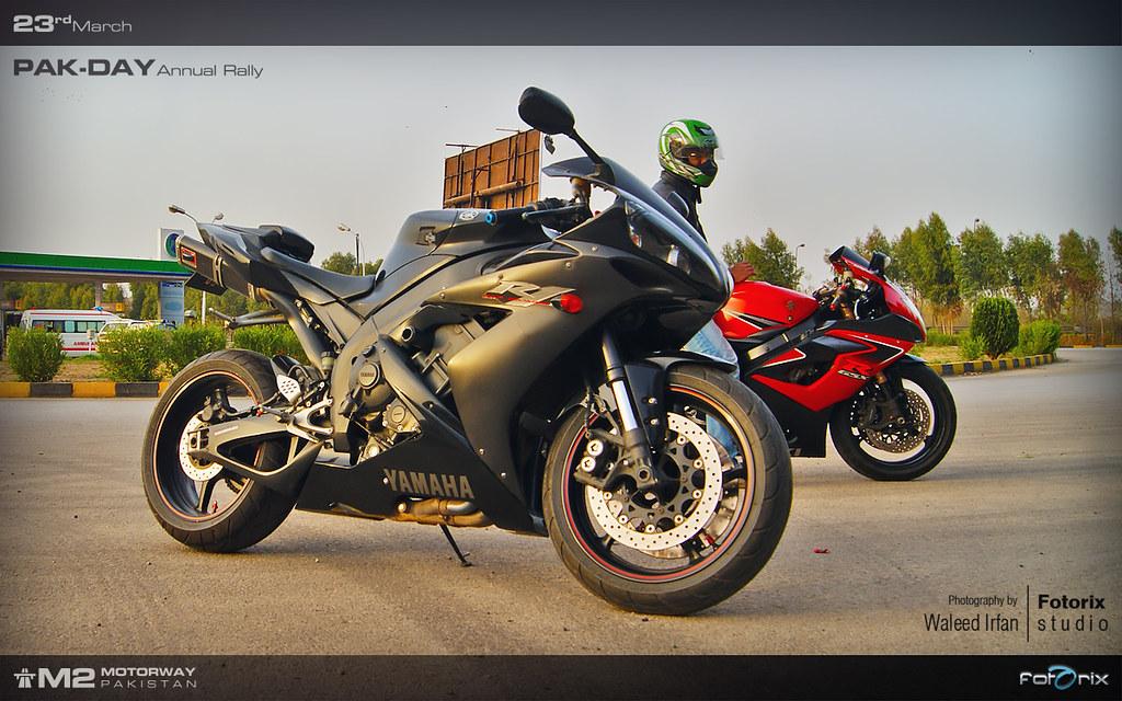 Fotorix Waleed - 23rd March 2012 BikerBoyz Gathering on M2 Motorway with Protocol - 7017512337 d78cbbd498 b