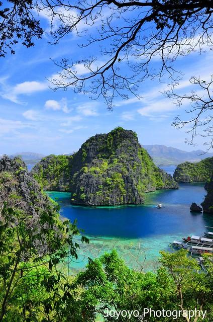 科隆島 Coron Island