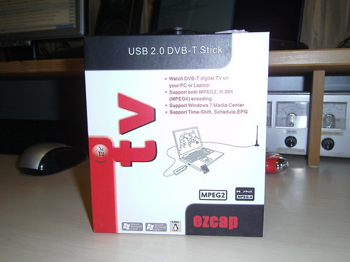 EzTV 666 USB DVB-T dongle