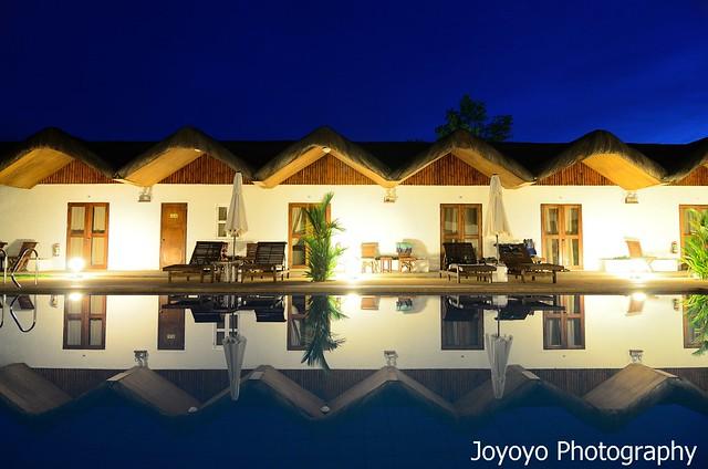 日出前的色溫 Sunz En Coron Resort