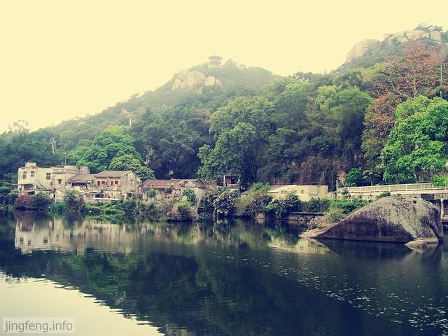 礐石风景区