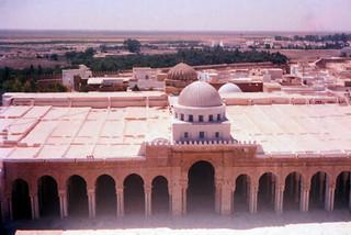 Kairouan - Great Mosque 1963