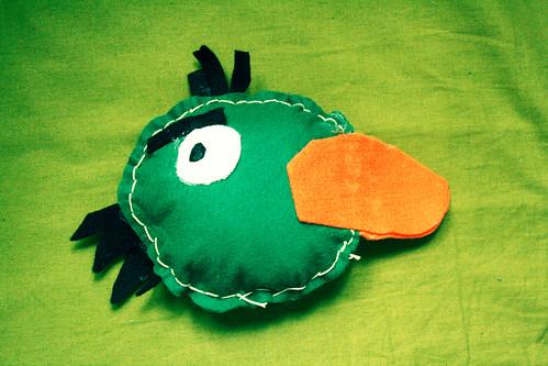 Angry birds-craft