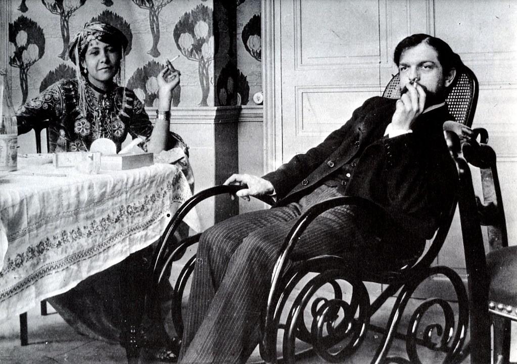 Zohra bent Brahim & Debussy