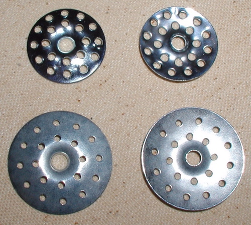 Toolbox Tuesday Plaster Buttons To Fix Your Crumbling