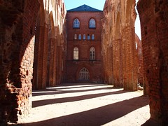 Ruins of Tartu Cathedral