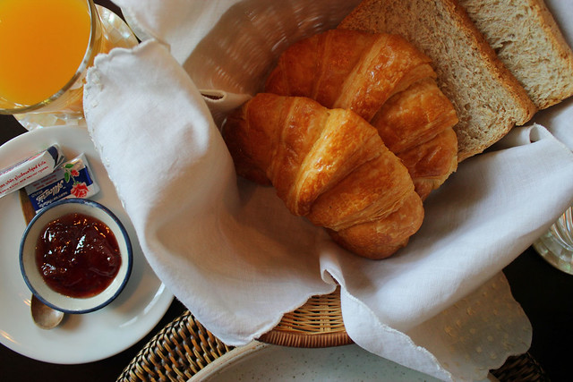 The Asadang - Croissants, Bread and Condiments