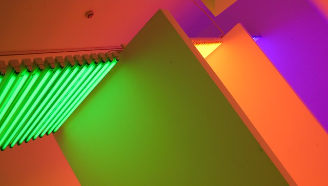Chromo-saturations by Carlos Cruz-Diez
