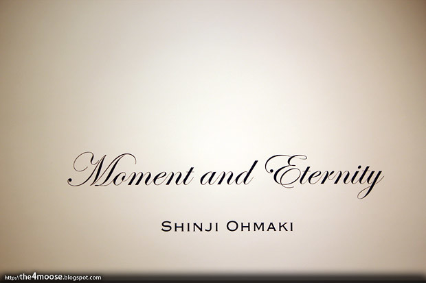 Moment & Eternity - Front