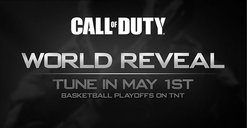 Next Call of Duty Will Officially be Revealed on May 1
