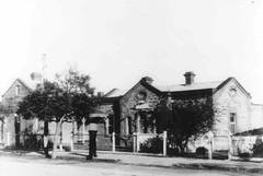 Old Police station Cowan Street
