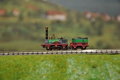 * Modellbahn Spur N