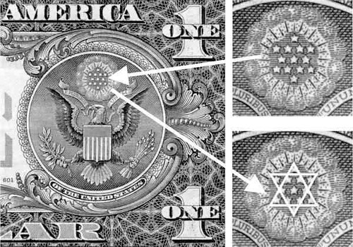 Dollar Star of David