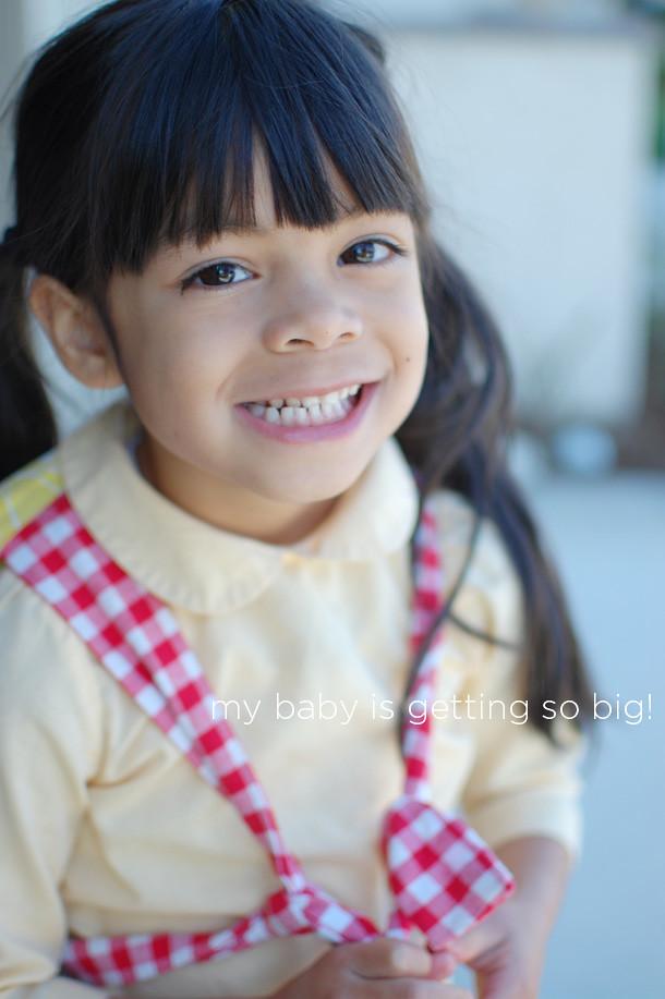 the school girl