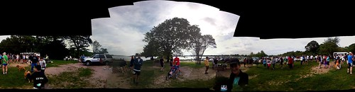 Bluff Point Twilight Trail Run 2012