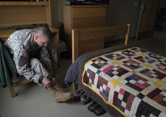 Fort Hood Warrior Transition Brigade Campus Barracks
