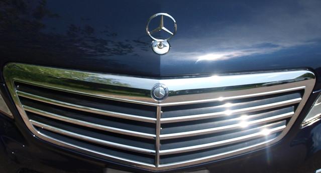 2012 Mercedes-Benz E-Class 4
