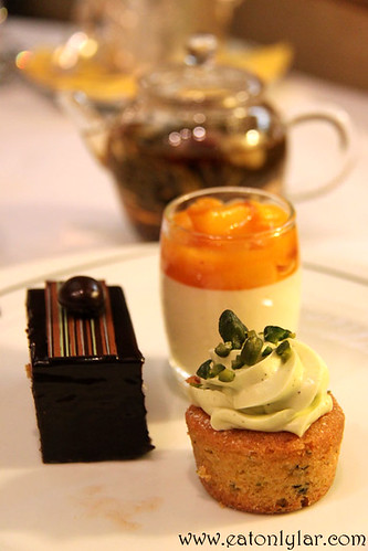 Desserts, The Palm Court