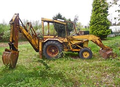 agriculture, field, vehicle, construction equipment, bulldozer, land vehicle, tractor,
