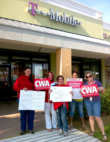 CWA at T-Mobile