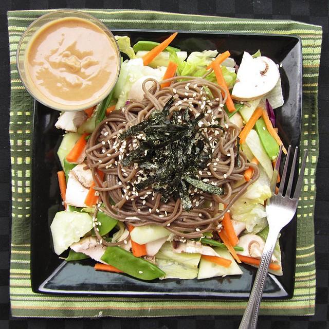 soba noodle salad 3