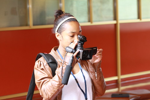 Janay Filming