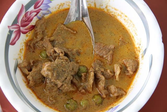 Gaeng Neua (Beef Curry) แกงเนื้อ