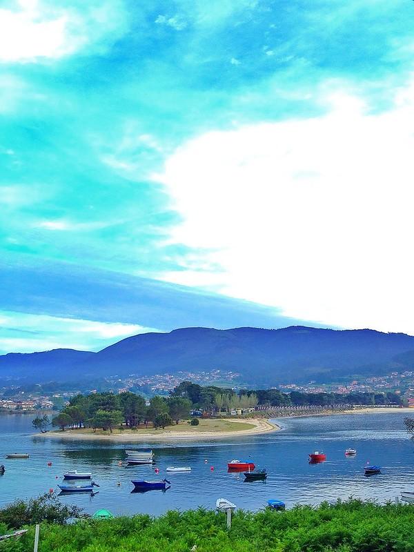 Río & barcas