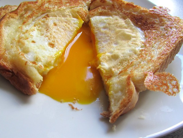 Breakfast Grilled Cheese | Flickr - Photo Sharing!