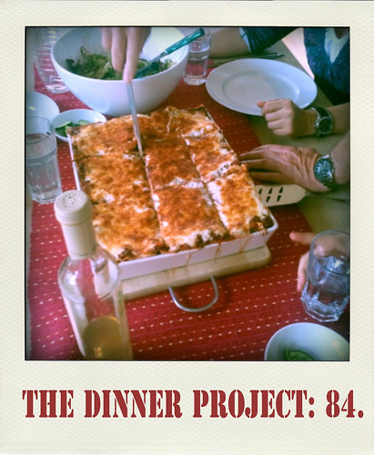 the dinner project: kw 23