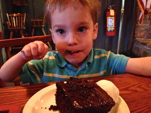 Birthday Eats