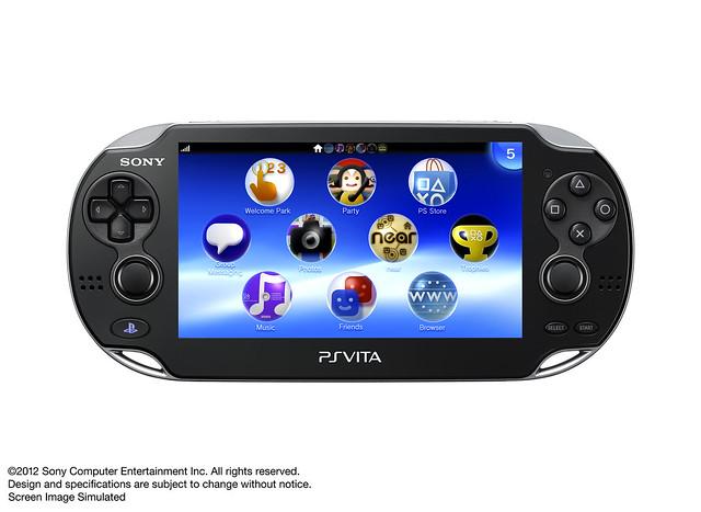 PS Vita -  front 01